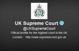 Supreme Court Twitter