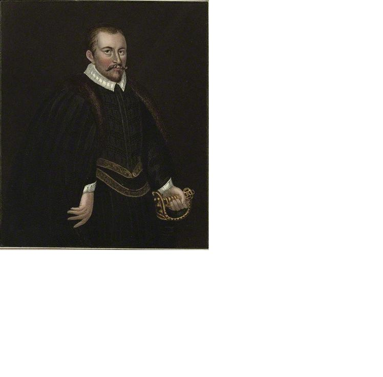 Sir Thomas Bodley, National Portrait Gallery NPG D25545