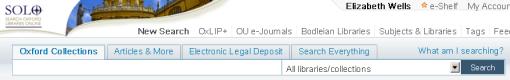 Click OU e-journals