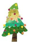 Christmas Tree monettenriquez