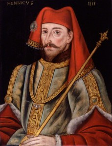 NPG 4980(9); King Henry IV by Unknown artist