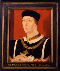 NPG 2457; King Henry VI by Unknown artist