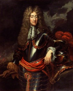 NPG 366; King James II by Unknown artist